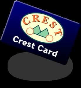 おトクな会員特典がいっぱいのクレストポイントカード